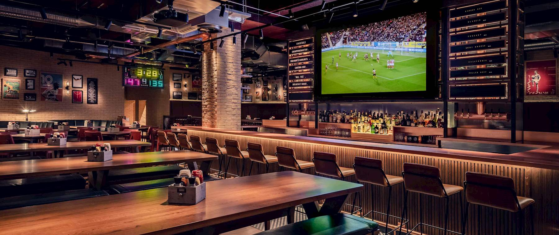 Die besten Fussball Kneipen in Frankfurt Sports Live TV SKY