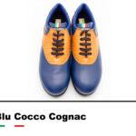 Golfschuhe_Belleggia_Blu_Cocco_Cognac_2