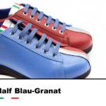 Golfschuhe_Belleggia_Half_Blau-Granat