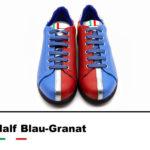 Golfschuhe_Belleggia_Half_Blau-Granat_2