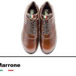 Golfschuhe_Belleggia_Marrone_2